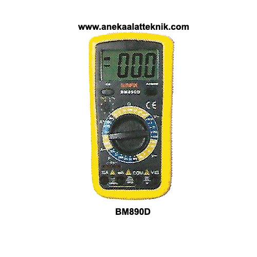 jual digital multimeter sanfix bm890d