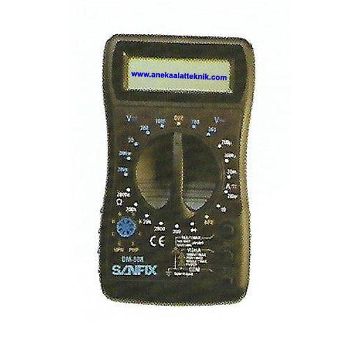 jual digital multimeter sanfix