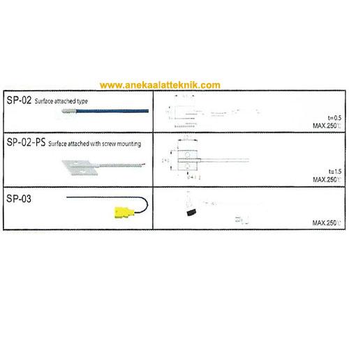 jual accesories sanfix / temperature probes
