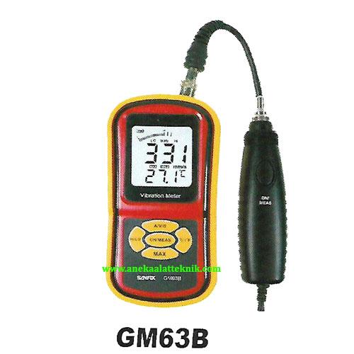 Jual Vibration Meter Sanfix Gm63B
