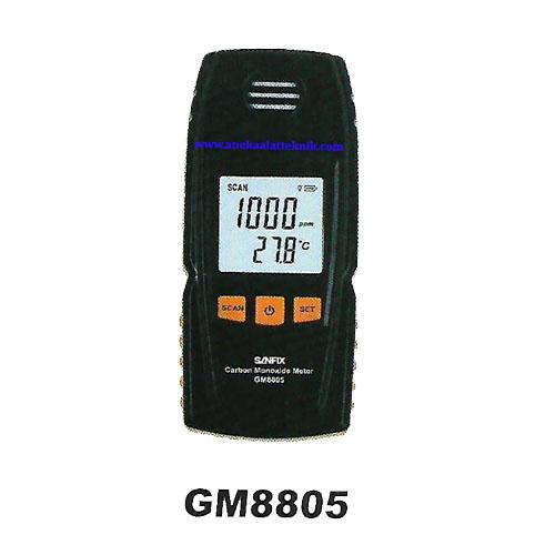 Jual Carbon Monoxide Meter Sanfix Gm8805