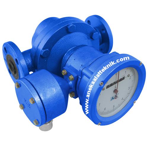 Jual Flowmeter Oval Gear