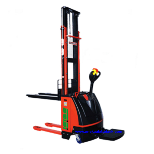 Jual Hand Stacker Electric Seisi 1,5 Ton
