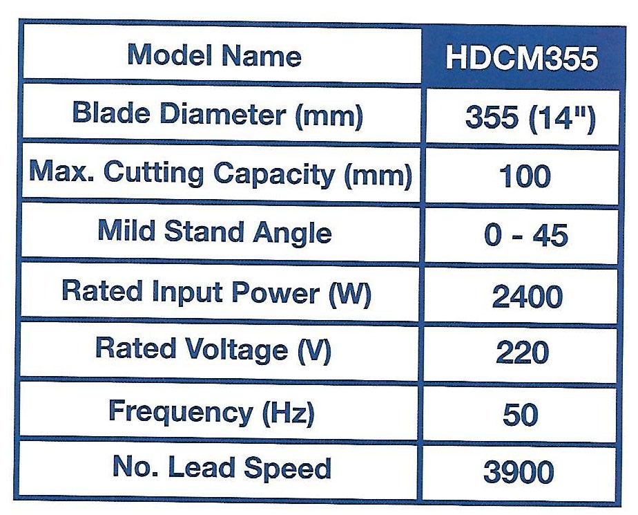 Spec-Cut-Off-Machine Jual Cut-Off Machine Hyundai