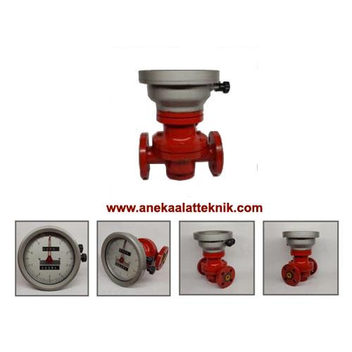 Jual Flowmeter Oval SHM