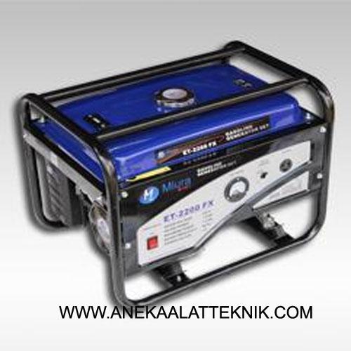 ELECTRIC GENERATOR MIURA ET-3000 FX