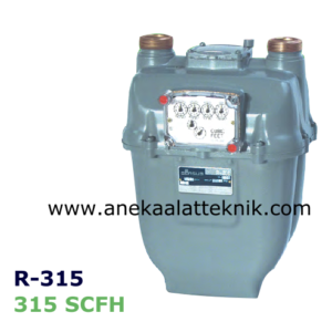 JUAL GAS METER SENSUS MR 9