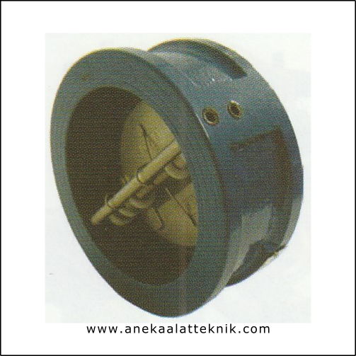 DOUBLE DOOR WAFER CHECK VALVE ARITA