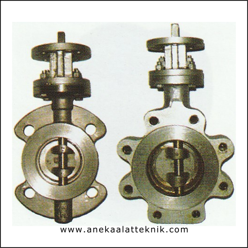 BUTTERFLY VALVE WAFER / LUGGED TYPE ARITA