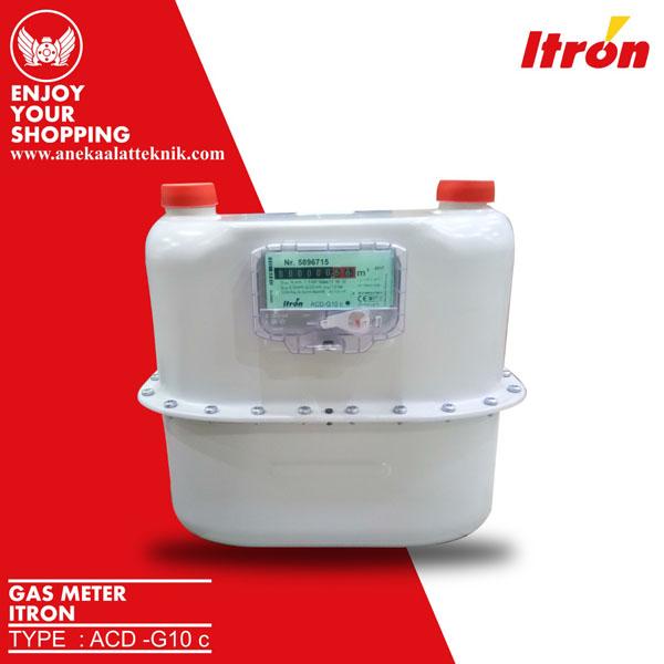Gas meter itron ACD G10