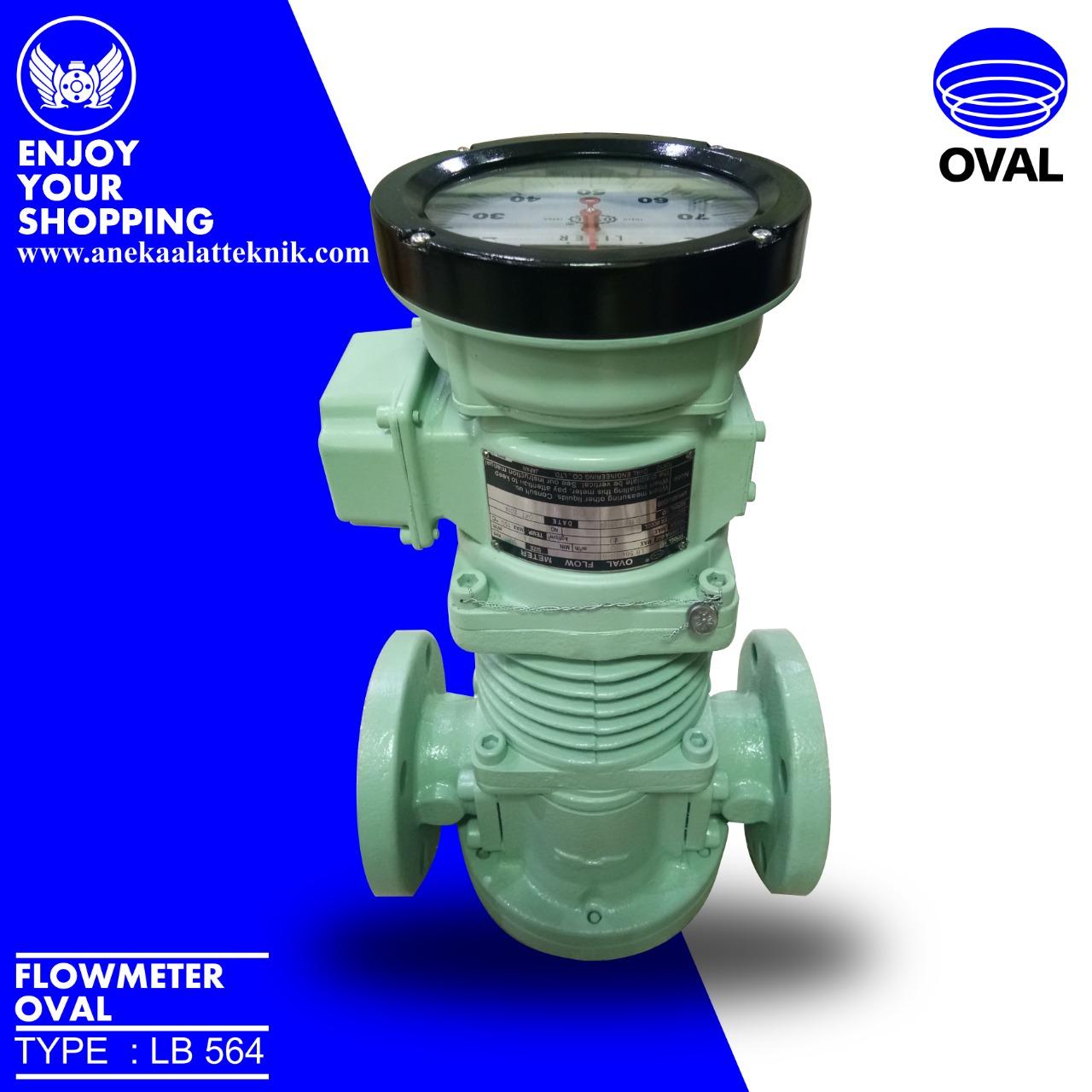 flow meter oval