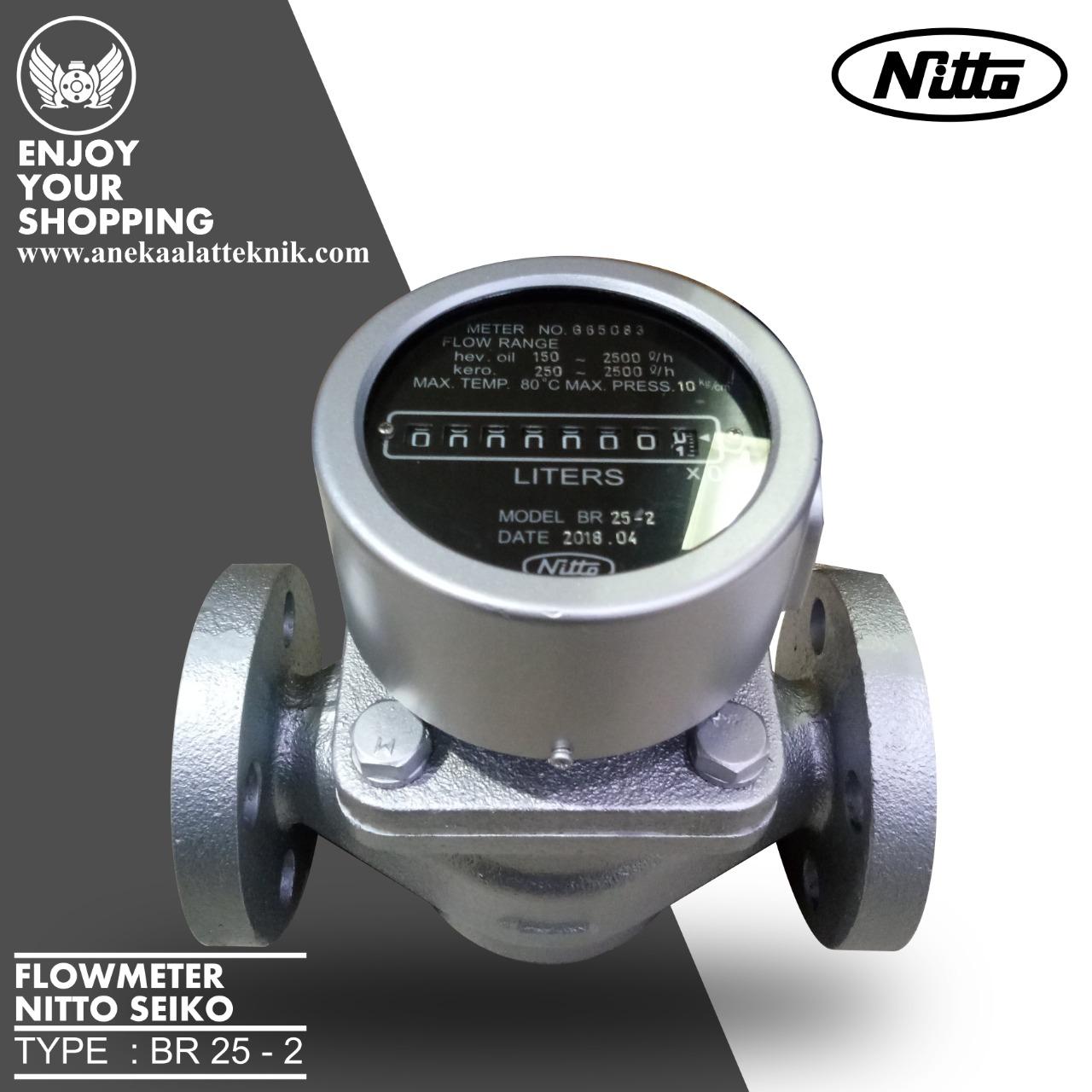 Flow meter nitto