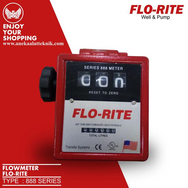Flo-Rite/Flow Meter/Meteran Solar Series 888L
