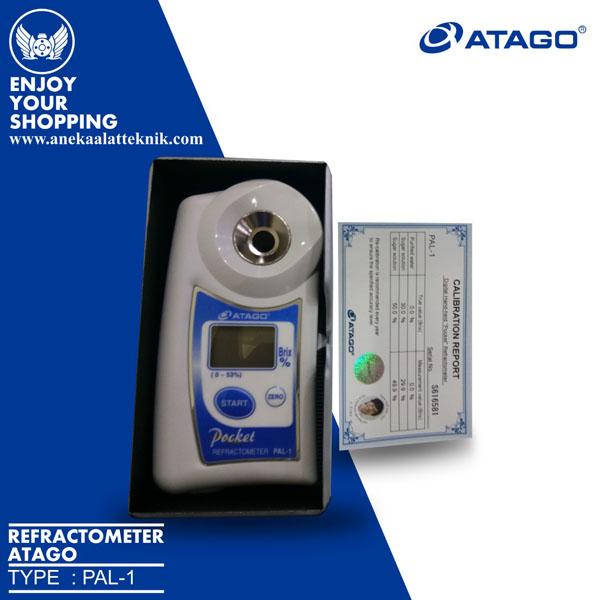 Refractometer Atago Pal 1