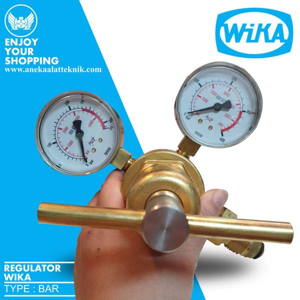 regulator gas wika