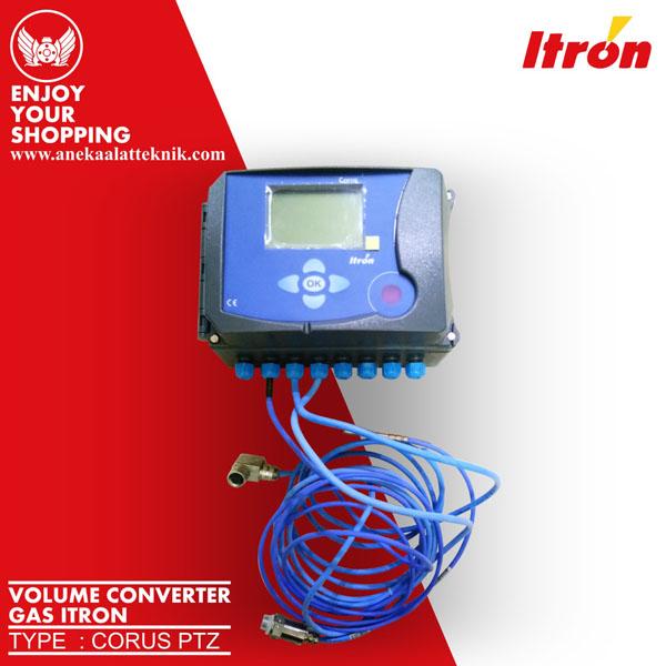 volume converter gas itron corus ptz