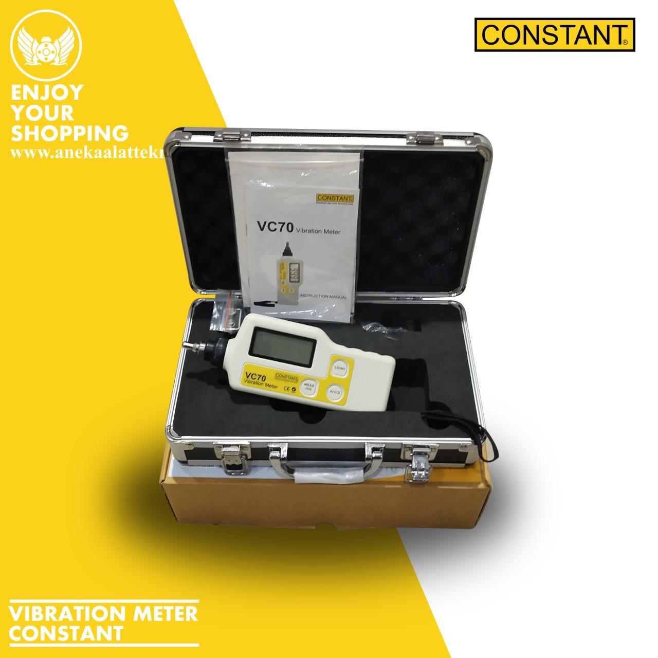 Vibration meter constant VC 70