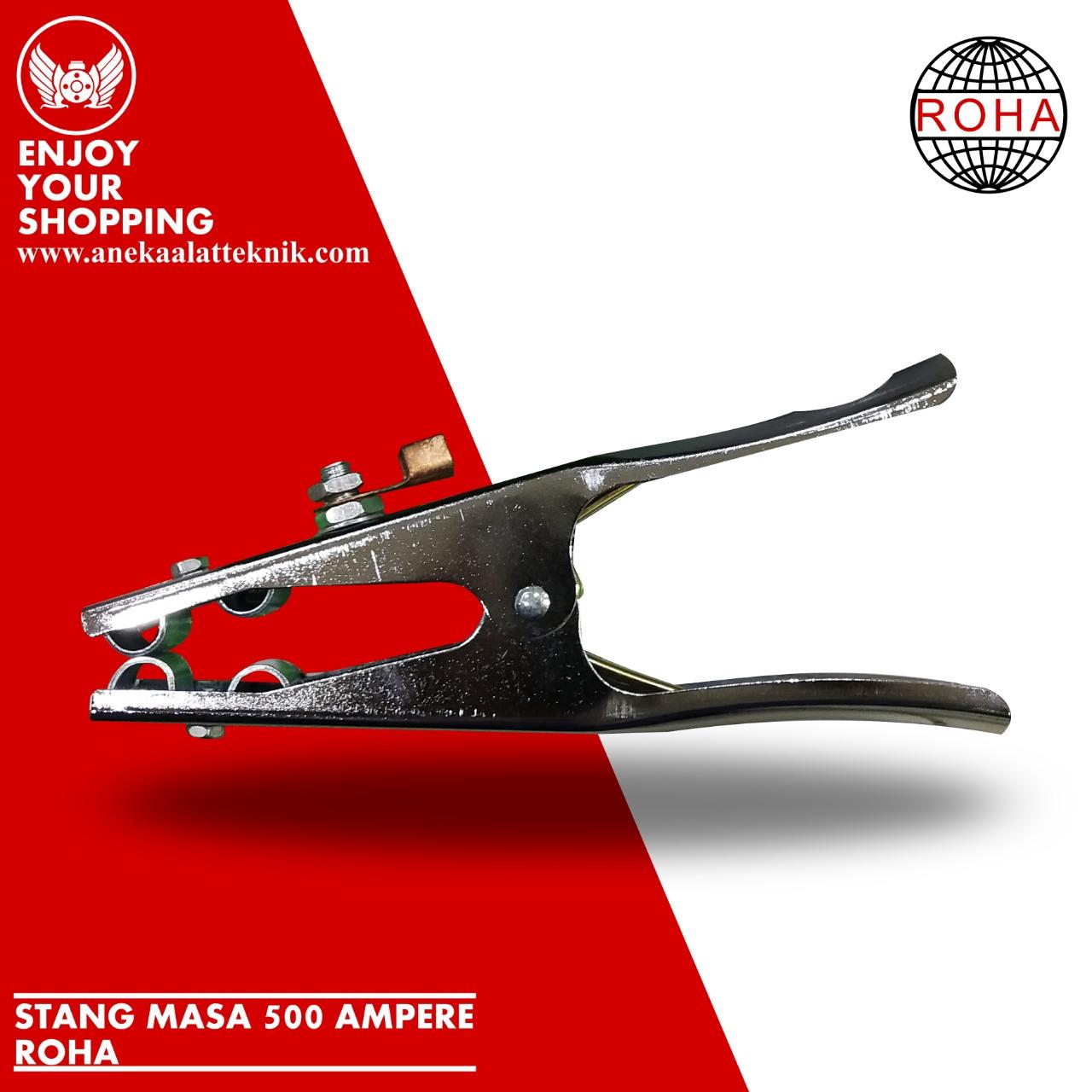STANG MASA 500 AMPER ROHA