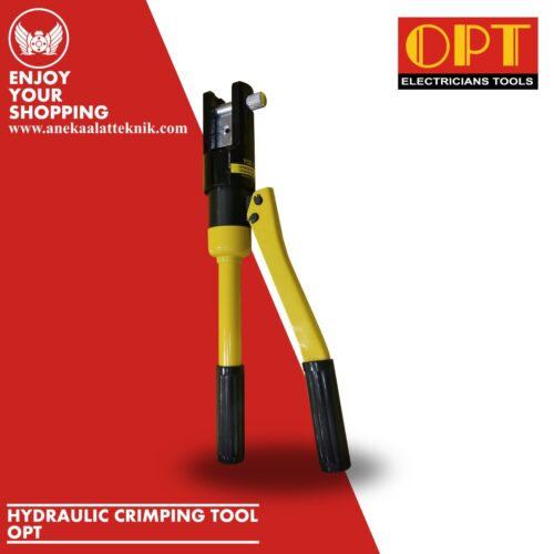 HYDRAULIC CRIMPING TOOL OPT