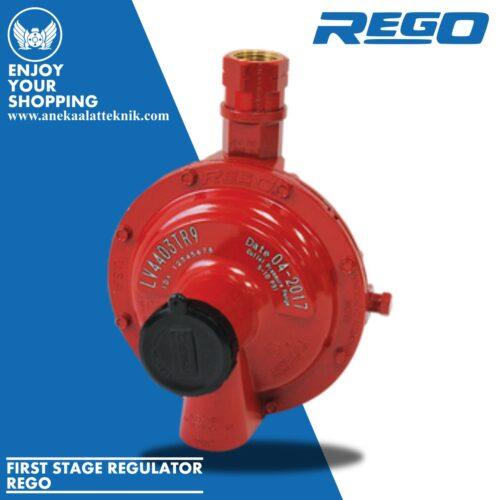 FIRST STAGE REGULATOR REGO