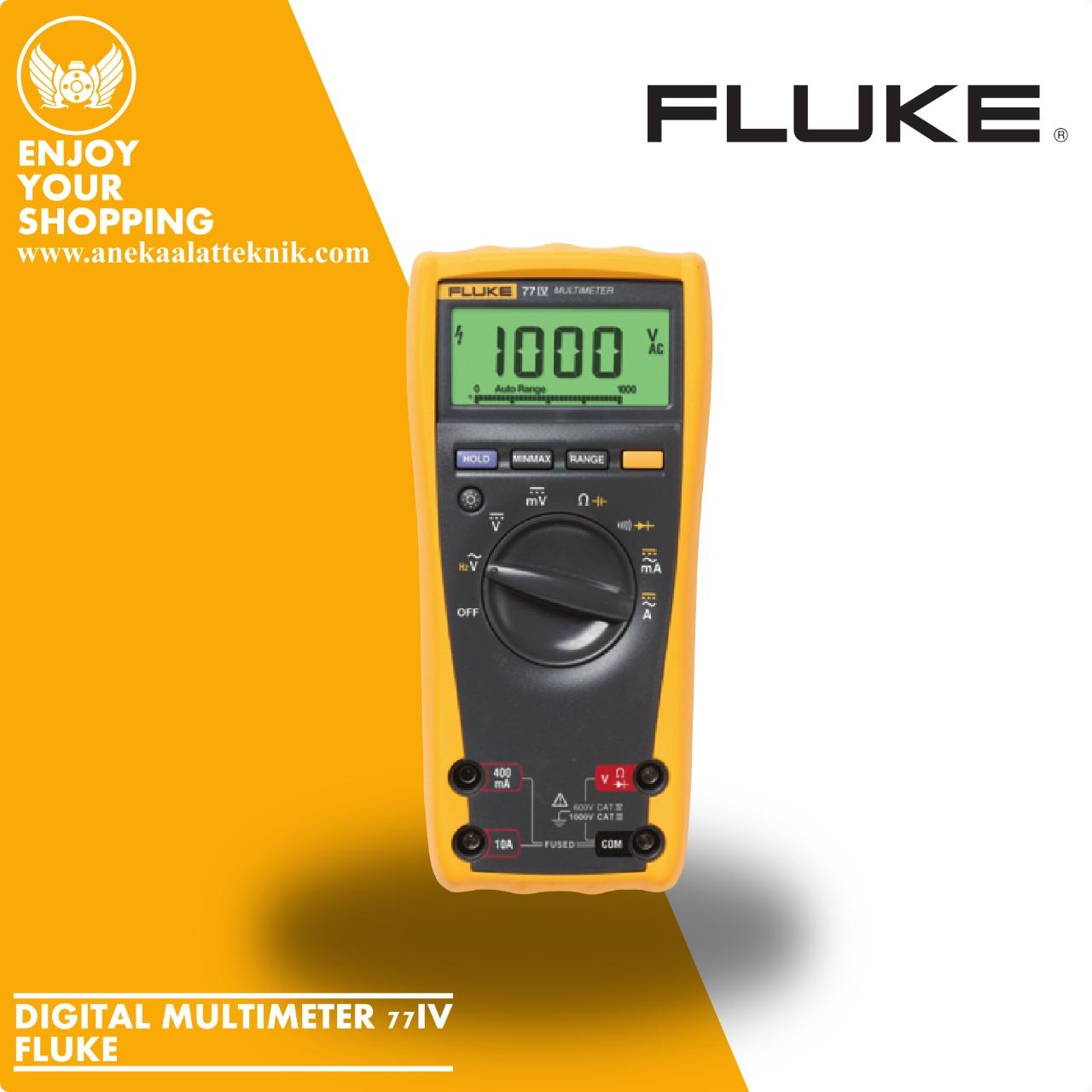 Digital Multimeter Fluke 77IV