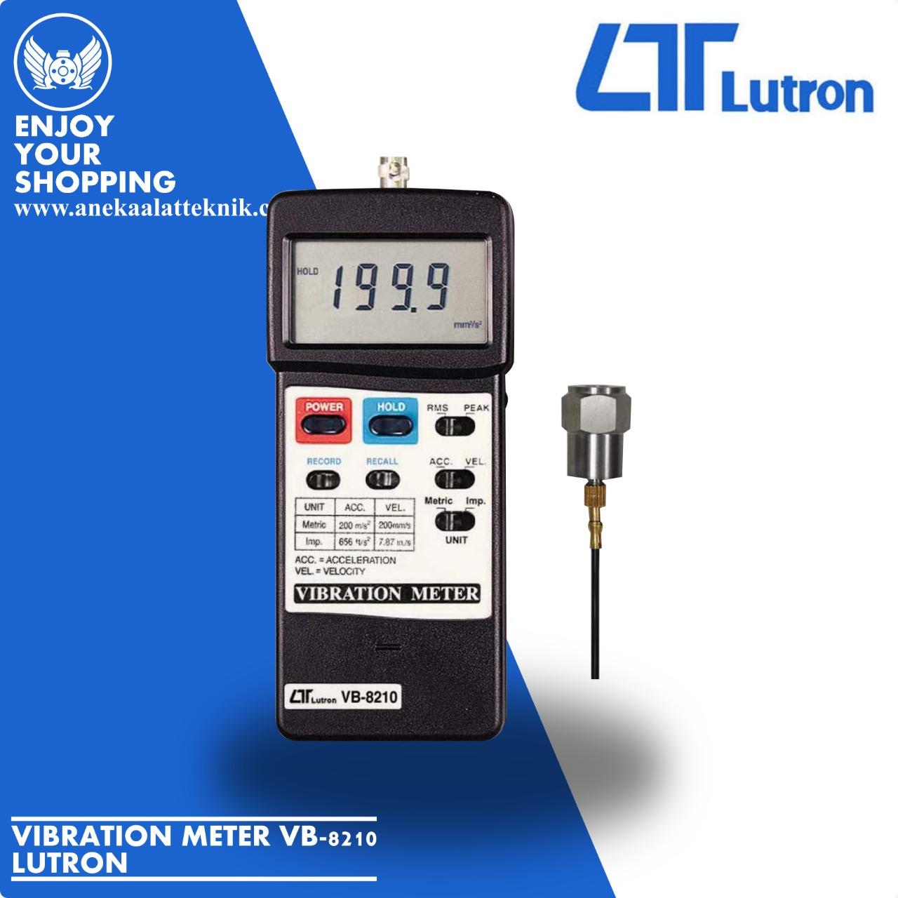 Vibration meter Lutron VB 8210