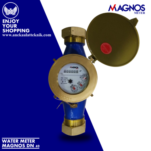 Jual Water Meter Magnos DN 40 mm