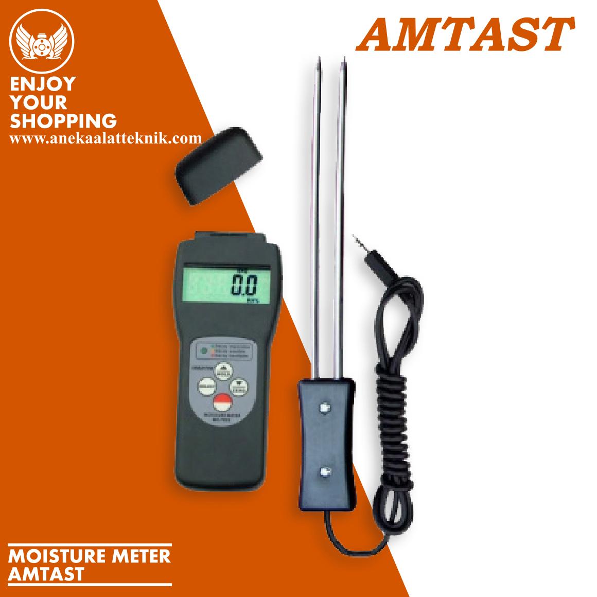 Digital Moisture Meter Amtast MC 7825G