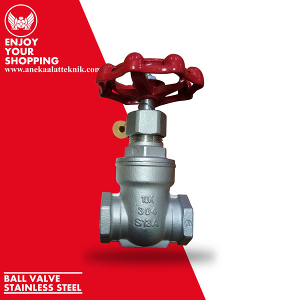 Gate valve stainless steel kitz