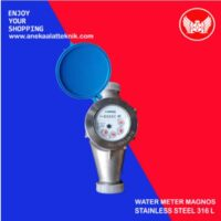 Distributor flow meter stainless steel