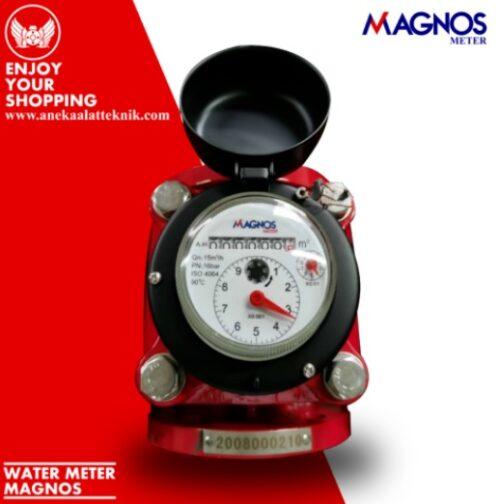 Distributor flow meter air limbah
