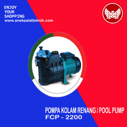 Pompa kolam renang / Pool pump FCP-2200