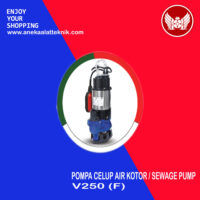 Pompa Celup Air Kotor / Sewage Pump V250 (F)